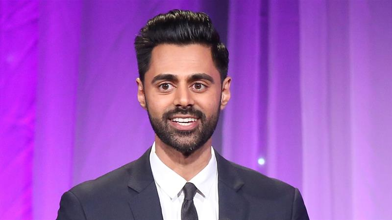 The second episode of Patriot Act with Hasan Minhaj criticised the Saudi Crown Prince Mohamed bin Salman [File: AFP]