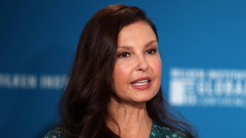 Judge dismisses Ashley Judd's harassment claim against Harvey Weinstein