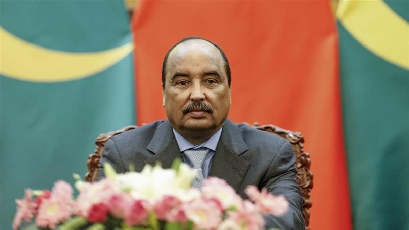 Mauritanians vote for new president