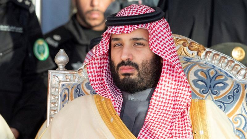 Crown Prince Mohammed has launched 'reforms' but many challenge the results [Bandar Algaloud/Saudi Royal Court via Reuters]