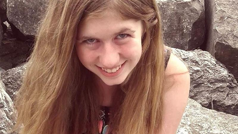 This file photo of an undated image released by the Barron County Sheriff's Department in Wisconsin on October 15, 2018 shows 13-year-old Jayme Closs [File/Handout/Barron County Sheriff''s Department/AFP]