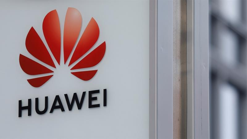 Huawei has a widespread presence in Europe, while the US has blocked it since 2012 [Kacper Pempel/Reuters]