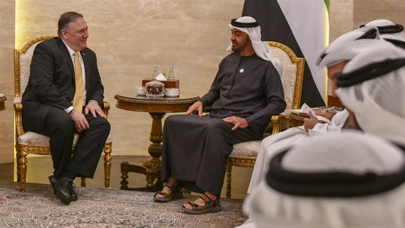 Bahrain recommits to two-state solution despite U.S.  push for Israel deal