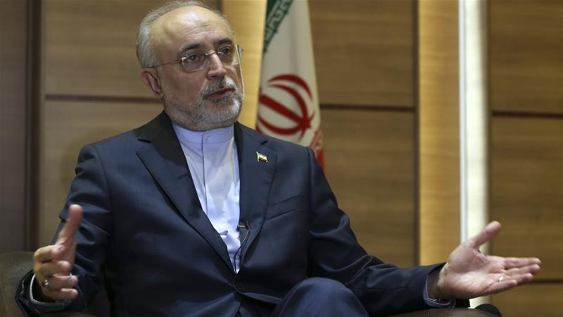 In the past, Iran's nuclear chief said it only takes five days to enrich uranium at 20 percent [Vahid Salemi/AP]
