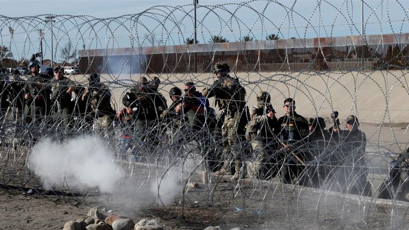 Pentagon prolongs US troop deployment at Mexico border