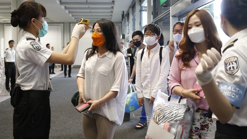 Hong Kong has the first-hand experience of deadly viral outbreaks [File: Kin Cheung/AP]