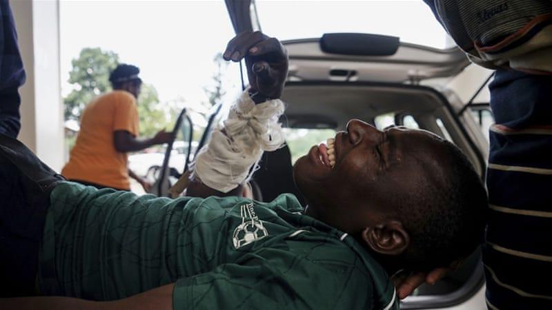 Despite crackdown, Zimbabwe fuel protests continue