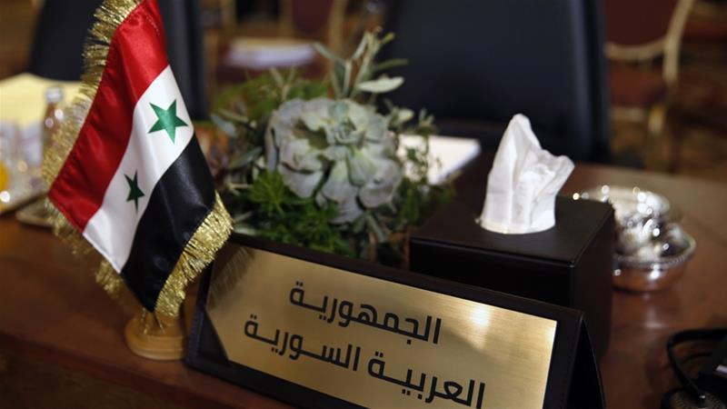 Lebanese FM calls for return of Syria to Arab League