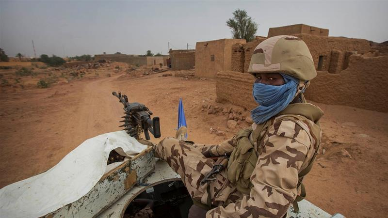 Chadian UN Peacekeepers Killed in Mali Camp Attack