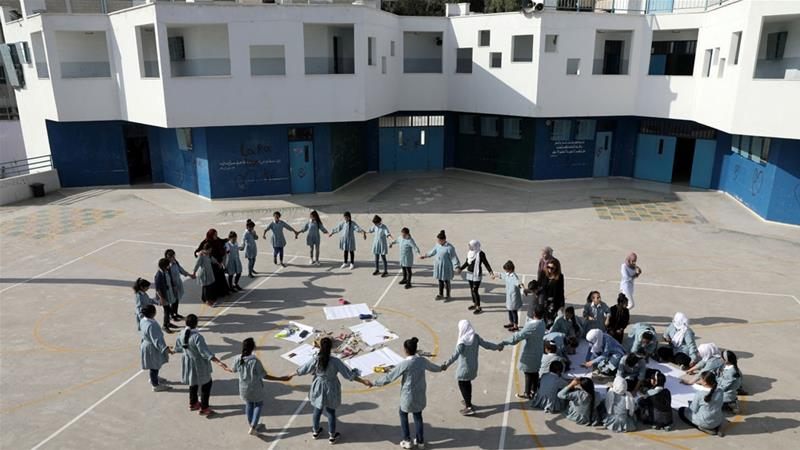 Israel plans to close UNRWA schools in occupied East Jerusalem