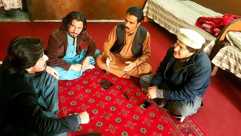 Pashtun rights activist Alamzeb Mehsud arrested in Pakistan