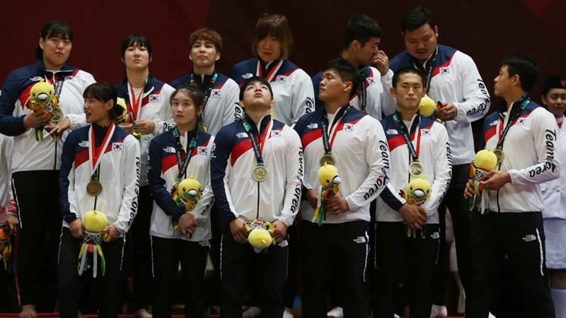 Athletes from various sport, including judo and archery, have come forward with accounts of assault and sexual abuse [File: Achmad Ibrahim/AP]