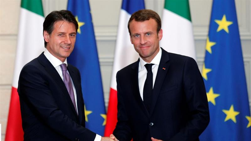 What's behind the growing dispute between Italy and France?