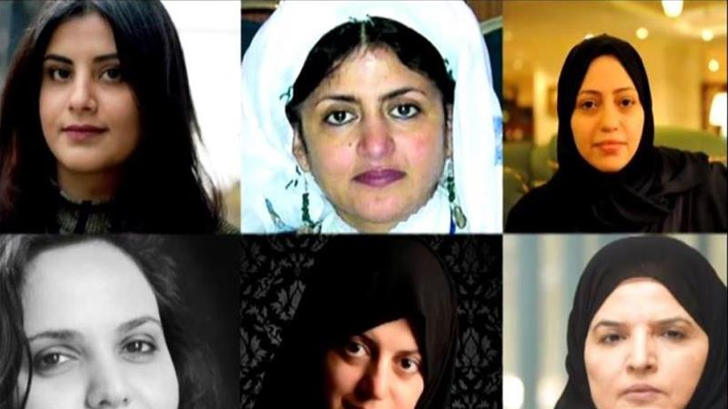 Female Saudi activists being tortured in prison, British report says