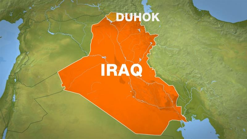 Kurds protesters storm Turkish military camp in North Iraq