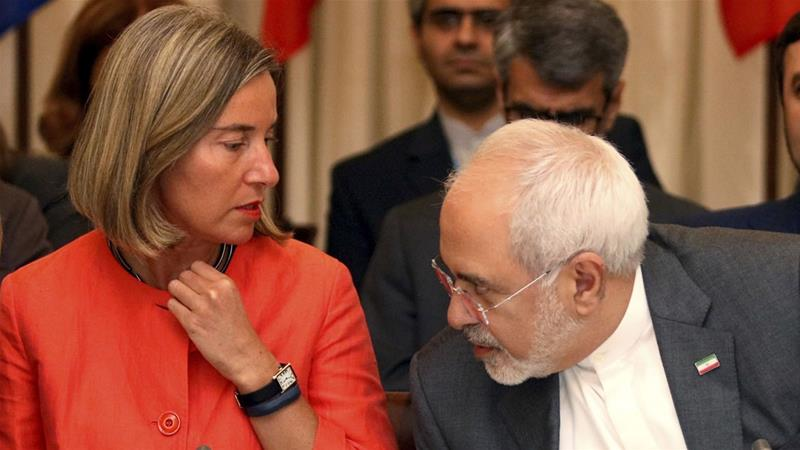 EU Offers Up a Meager Workaround to U.S. Iran Sanctions