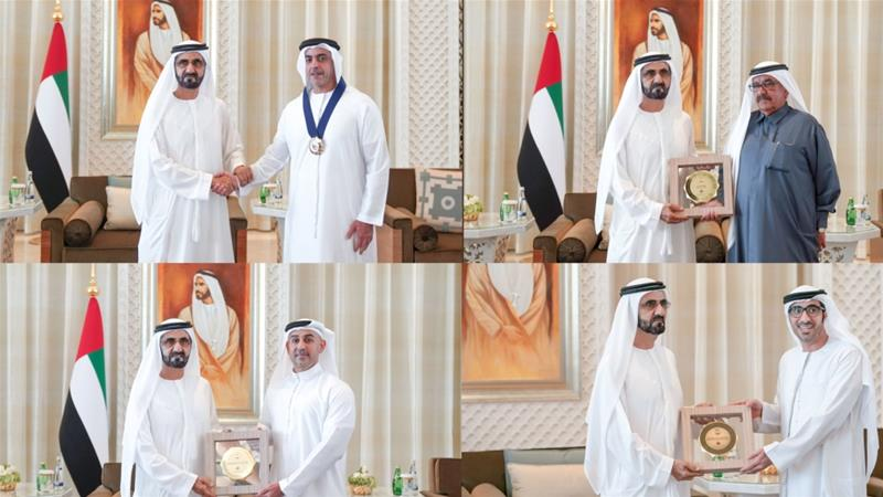 The UAE handed out awards for gender equality & men won them all