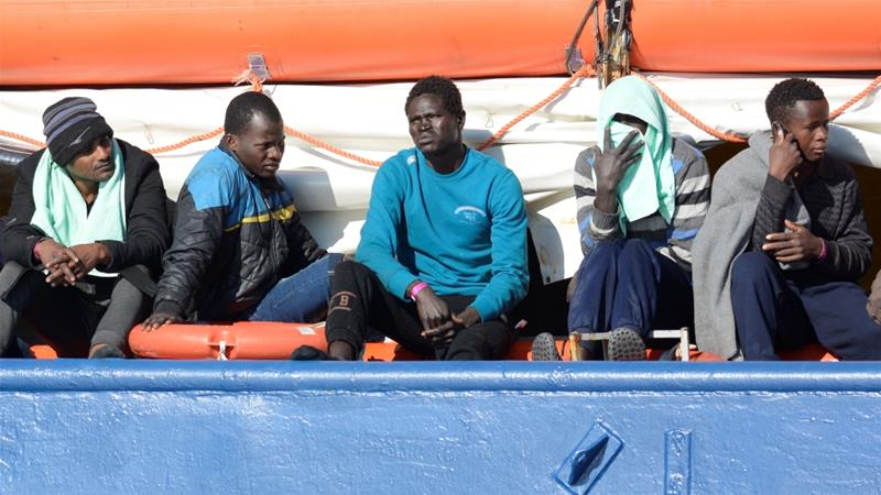 Italy and Libya in February 2017 signed a deal to stem the flow of migrants from North Africa to Italy [File: Reuters]
