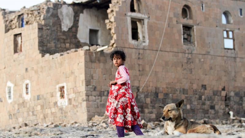 The UN describes the war in Yemen as the world''s worst humanitarian crisis [File: Mohamed al-Sayaghi/Reuters]