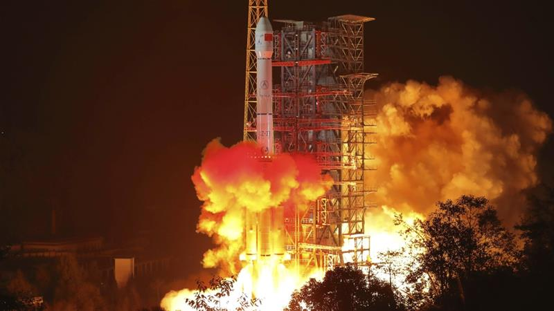 China's Chang'e 4 Lander Touches Down on Far Side of Moon