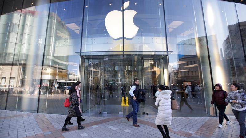 Apple Warns of Quarterly Revenue Shortfall