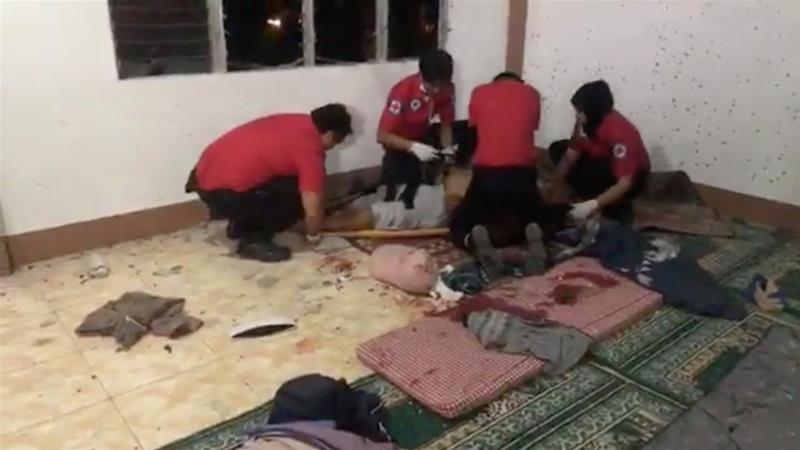 Islam teachers killed after grenade thrown into mosque in Philippines