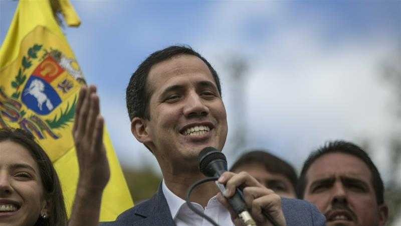 Venezuelan President Guaidó Urges China, Russia to Drop Support for Maduro