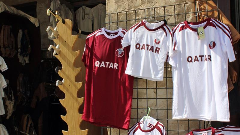 Man arrested for wearing Qatari soccer jersey in UAE