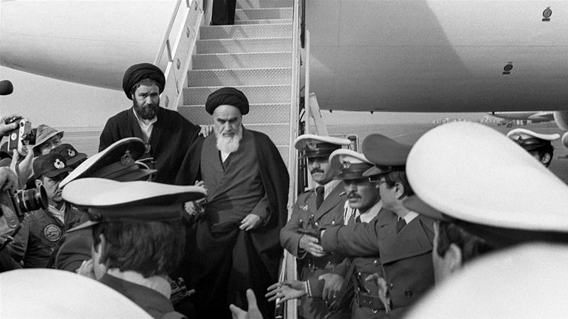 40 years on: Khomeini's return from exile and the Iran revolution