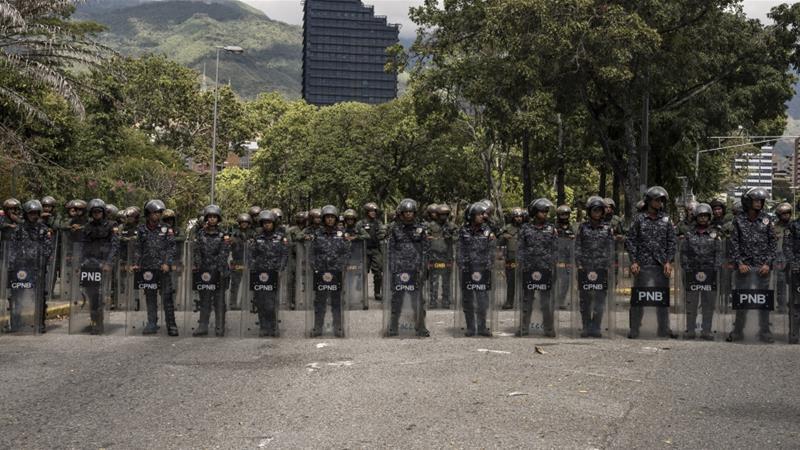 Spain demands immediate release of journalists held in Venezuela