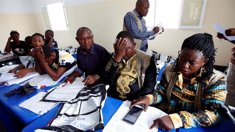 DR Congo election results postponed until 'next week': electoral commission