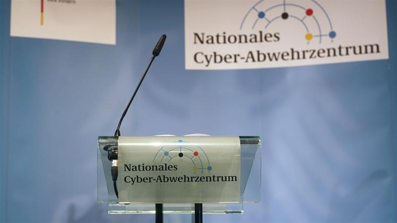 Germany's cyber defence agency have reportedly sought help from the NSA in investigating the breach [File: Wolfgang Rattay/Reuters]