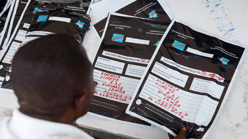 Preliminary results will delay: DRC elections body says