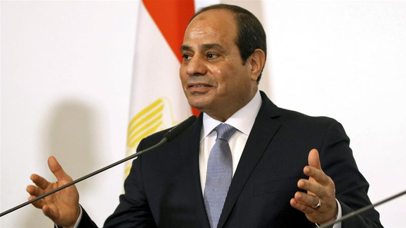 Egypt, Israel in close cooperation against Sinai fighters: Sisi