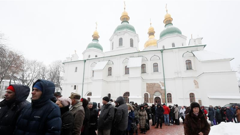 Why has Ukraine's Orthodox church split from Russia?