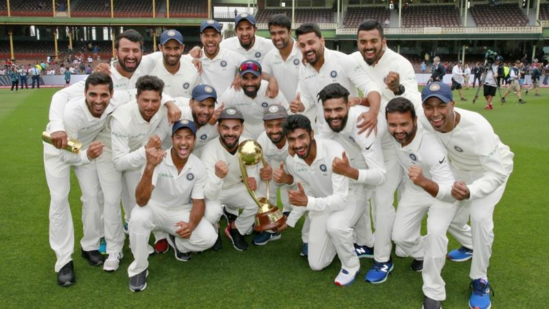 Cricket India secure landmark Test series win in Australia