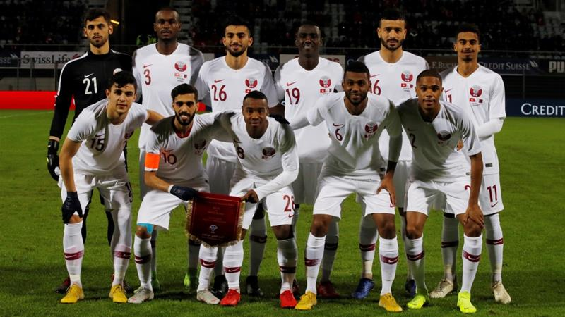 Qatar at Asian Cup: 'No need to mix politics with football'