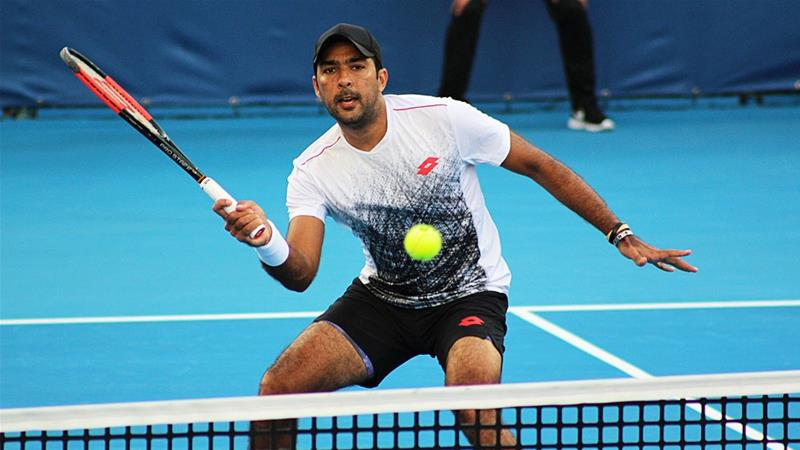 Qureshi reached a career-high ranking of eight in doubles in 2011 [Saba Aziz/Al Jazeera]