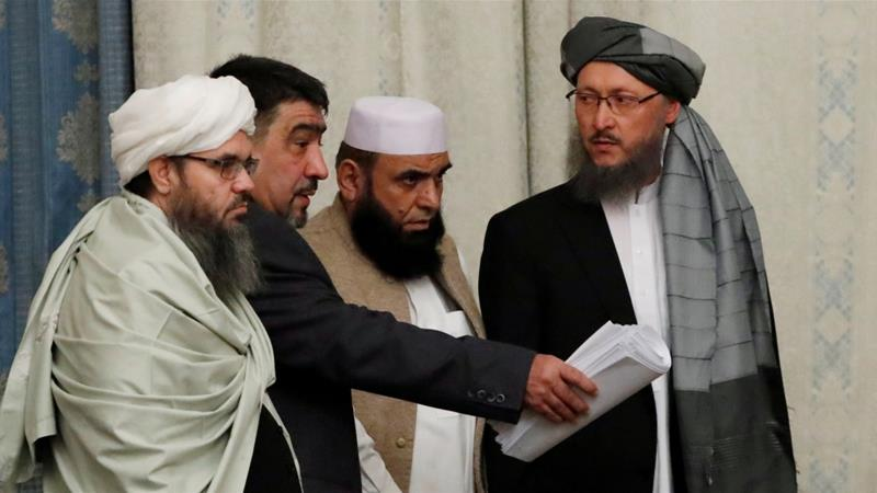 Image result for doha peace talks afghanistan