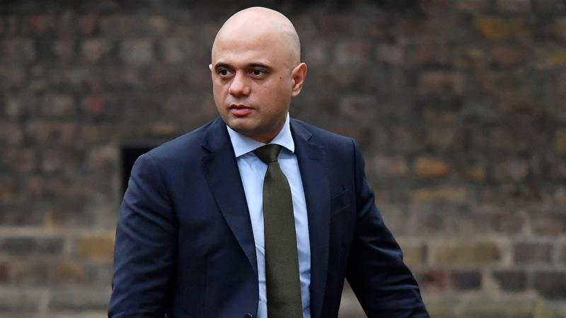 British Home Secretary Sajid Javid recently defended the decision to denationalise and deport four Pakistani-British men convicted of sexually abusing vulnerable young women in Rochdale [Reuters]
