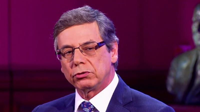 Transcript: Danny Ayalon on who is to blame for Gaza