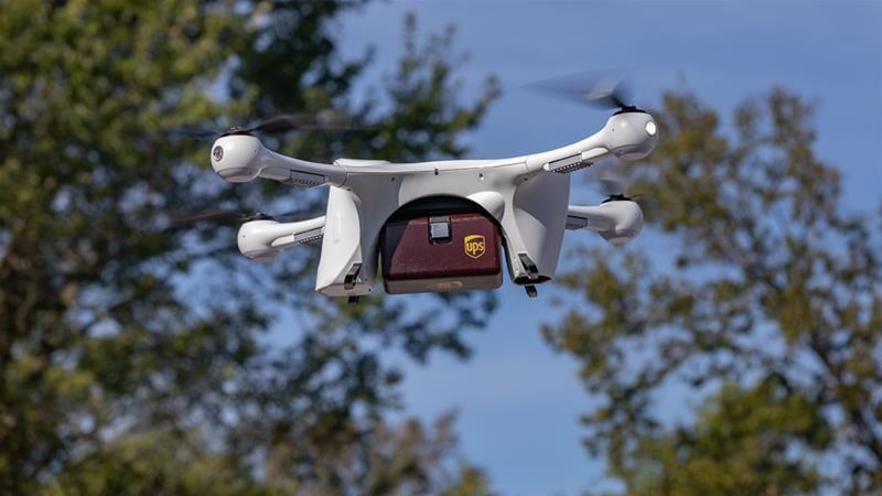 UPS Flight Forward delivery drones could be coming soon to all sorts of contained campuses across the United States [UPS]