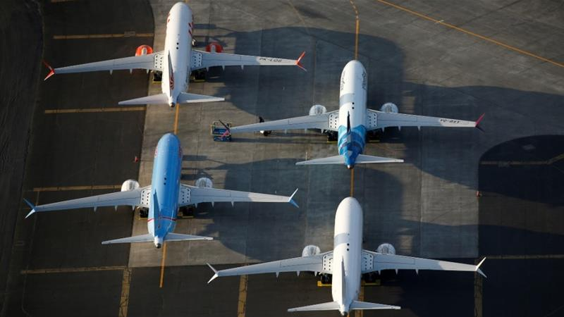 Review faults Boeing, FAA for 737 MAX troubles