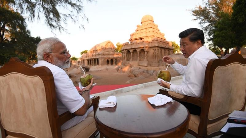 As Modi, Xi wrap summit in Indian temple town, differences remain