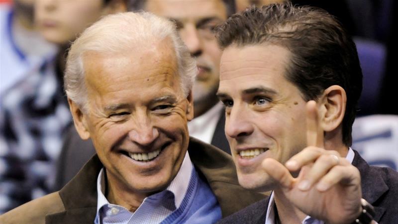 Democratic debate: Joe Biden dodges question on Hunter's Ukraine ties