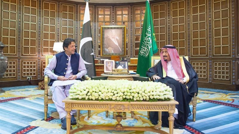 Will Imran Khan's Saudi-Iran tour ease tension in the region?