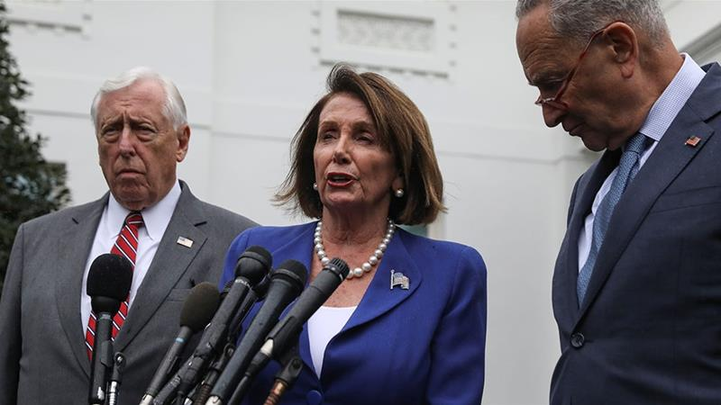 Trump's Unhinged Behavior On Full Display At Meeting With Pelosi