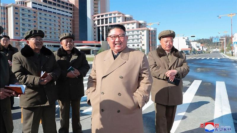 North Korea launches two projectiles into sea, Japan and South Korea say