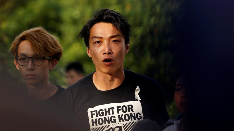 Hong Kong pro-democracy leader 'stable' after hammer attack