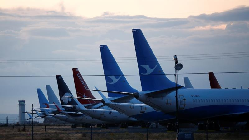 Revelations of troubling internal communications at Boeing suggest that the company could face significantly more pressure from regulators before the 737 MAX returns to the skies [Lindsey Wasson/Reuters]